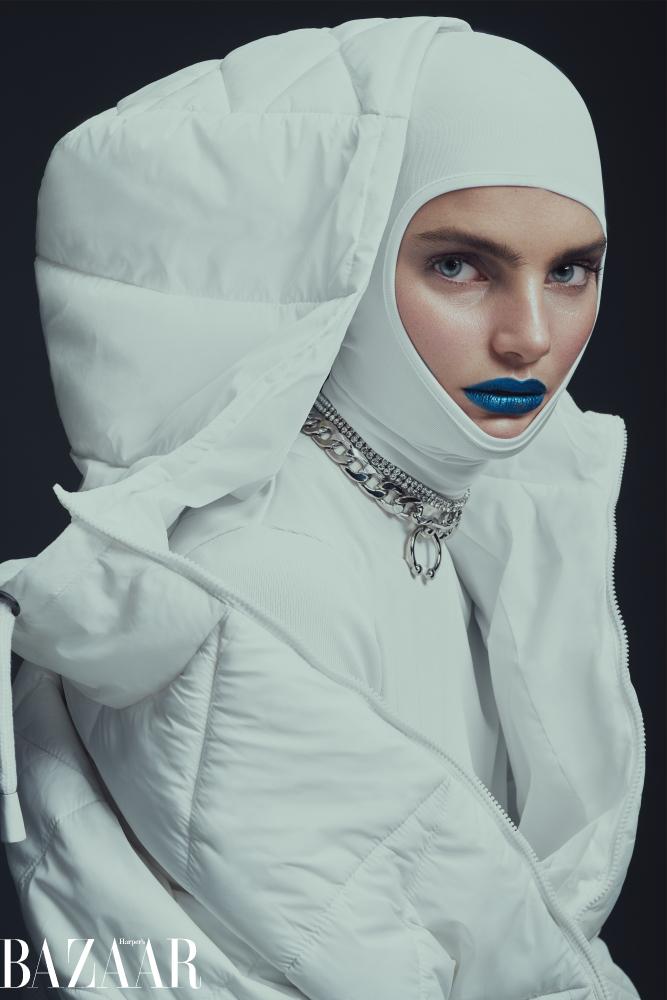 DELFINA MORBELLI X Harper's Bazaar
