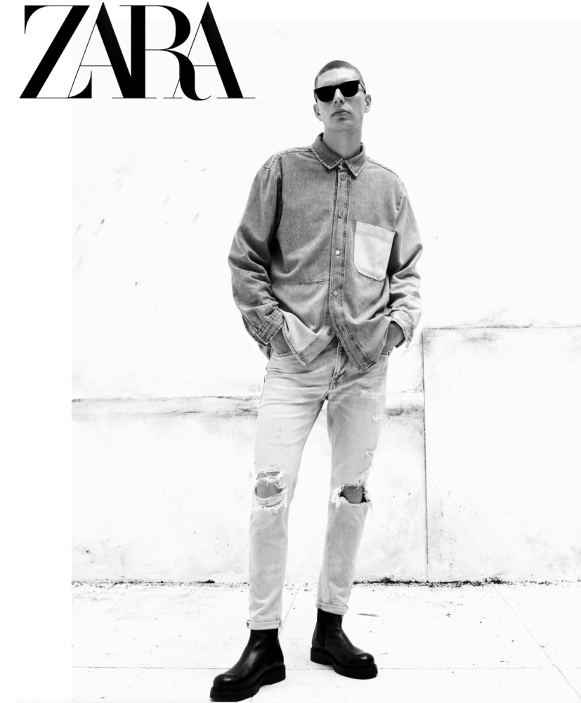 JEAN LAFON for ZARA