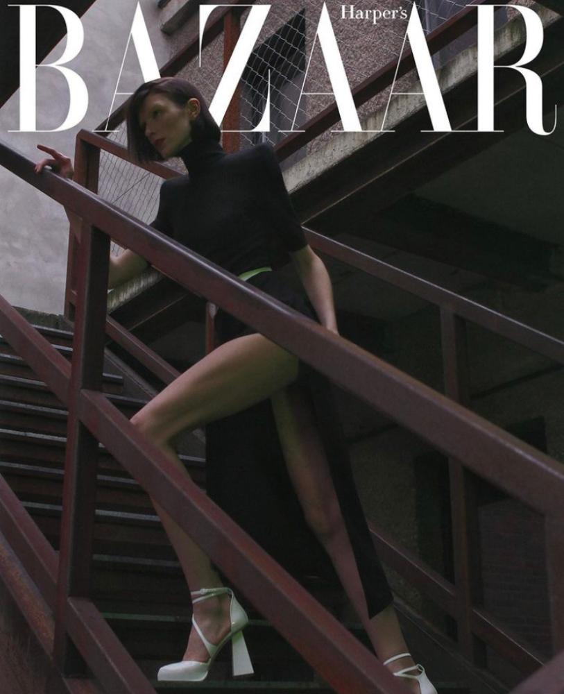 JADA JOYCE for Harper's Bazaar UKRAINE