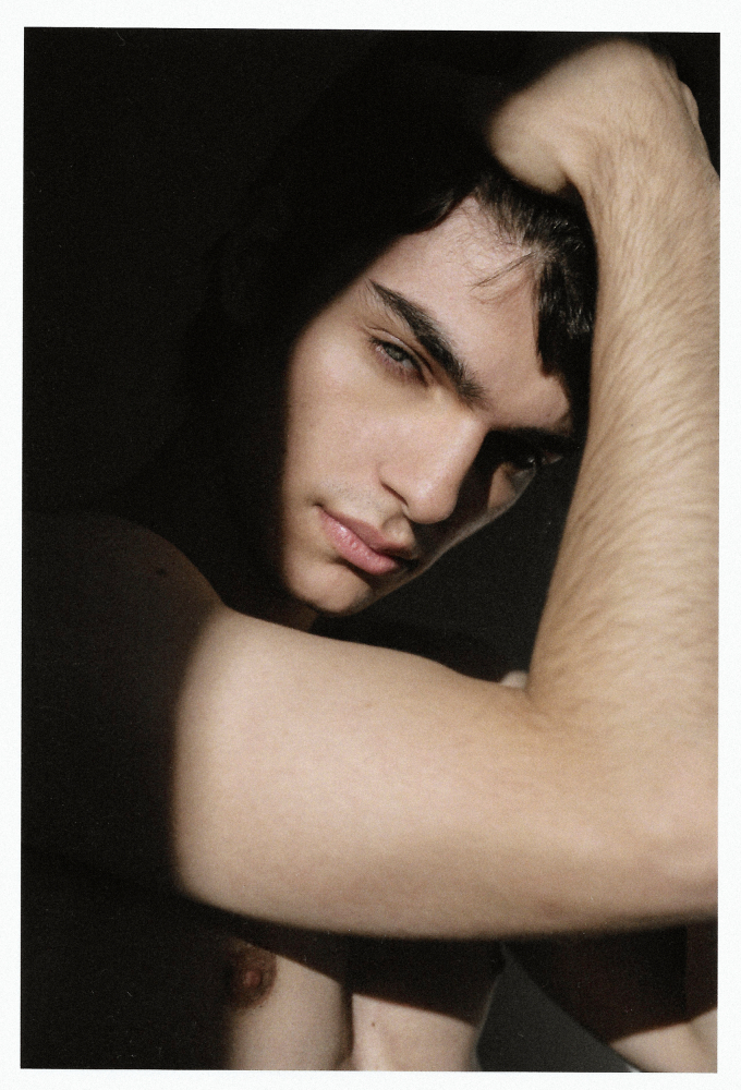 THOMAS THURIN for VANITY TEEN