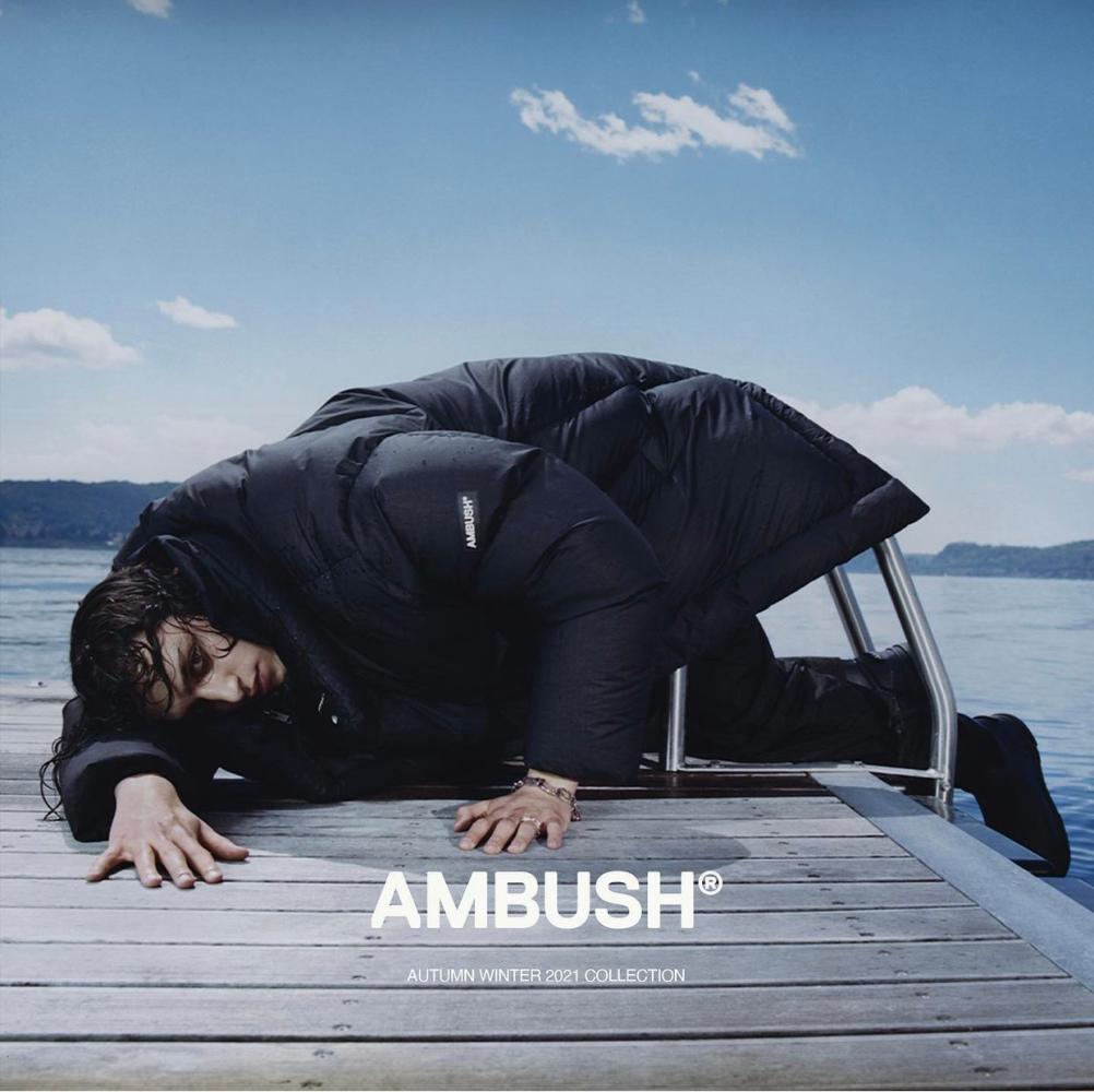 RAFAEL VAKHABAU for AMBUSH AW21 CAMPAIGN