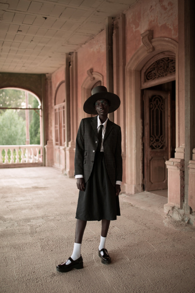 ANYON ASOLA for THE KUNST MAGAZINE