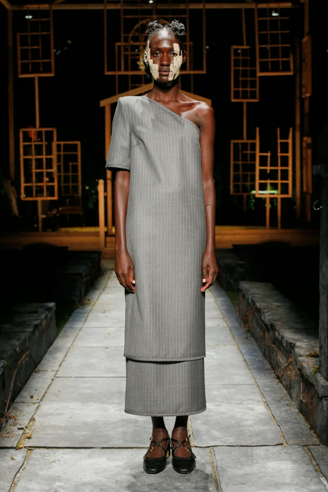 ANYON ASOLA for Thom Browne SS/22