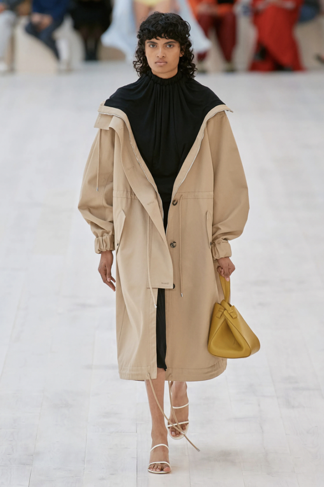 PRISCILLA CHESEAUX for LOEWE SS/22