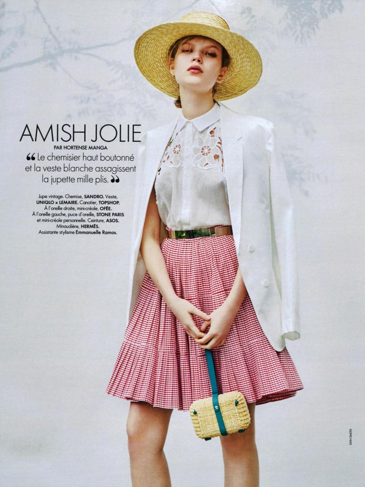 Anabel for Elle France