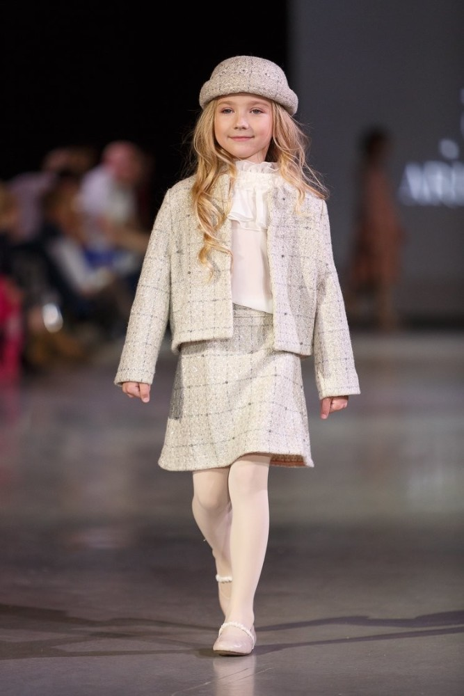 Показ новой коллекции ARISTOCRAT Kids на RIGA Fashion Week