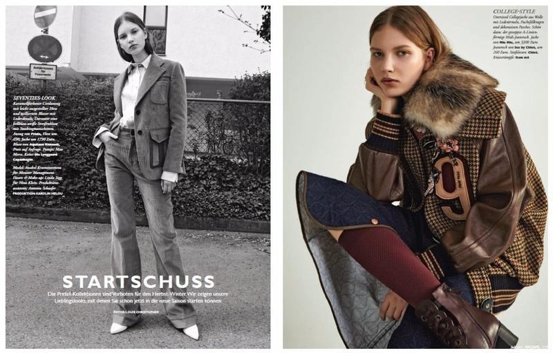 Startschuss (Madame Germany)