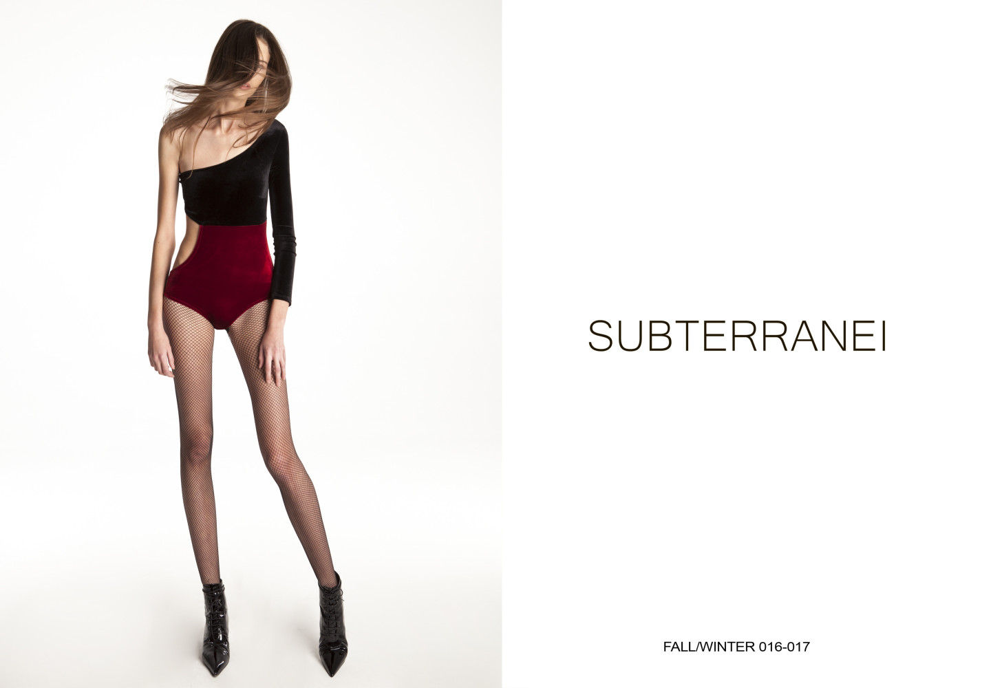 Siah for SUBTERRANEI FW 16/17