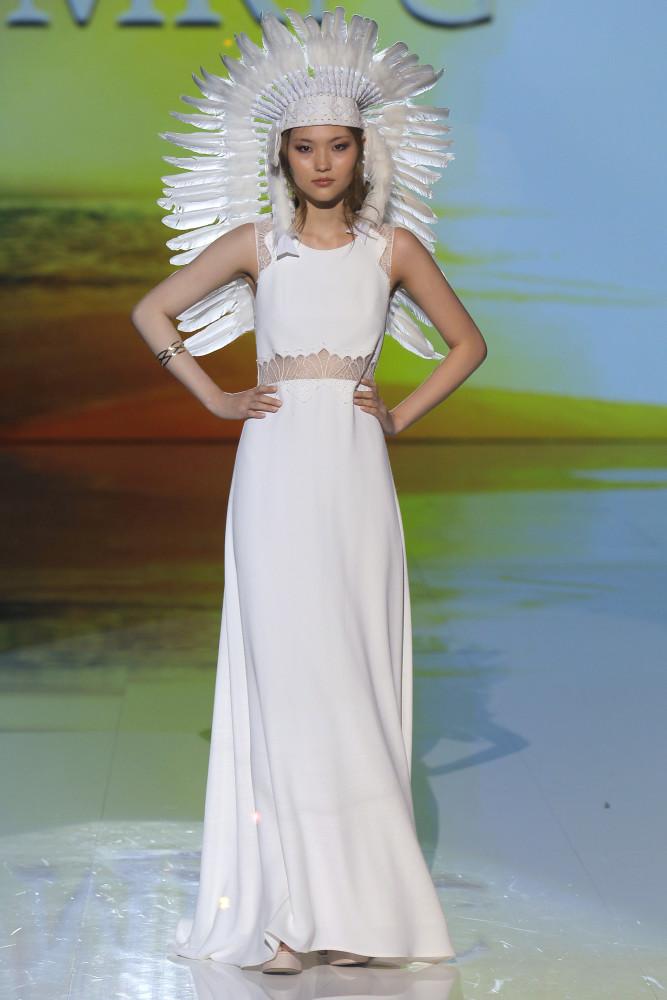 Marat/from Barcelona Bridal Fashion Week 2017