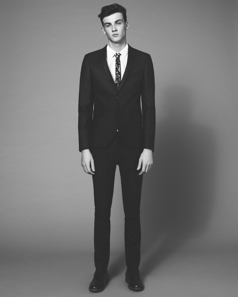Topman: It's More Than Just A Suit' Campaign picture