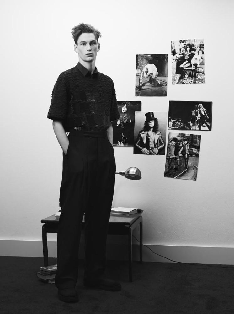 JOSEPH BRANDON for Clash Magazine | Uno models Barcelona & Madrid