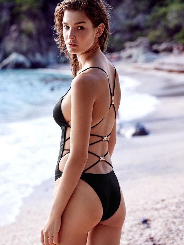 762ad60d97 Ophelie Guillermand for Women s Secret Swim Wear