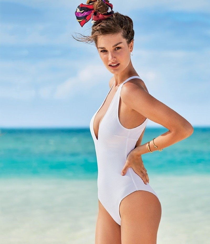 788fb6ae91 Ophelie Guillermand for Calzedonia Swimwear SS/17 | Uno models ...
