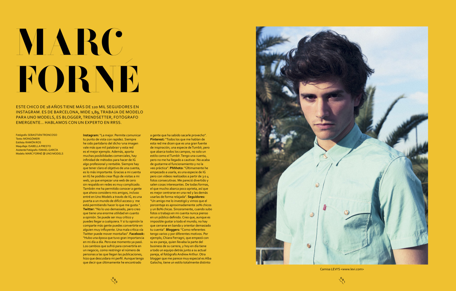Marc Forne for Neo2
