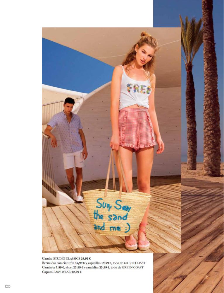 Barcelonaamp; For El Madrid Corte Schapfeld Models Johanna InglésUno 3L5A4Rj