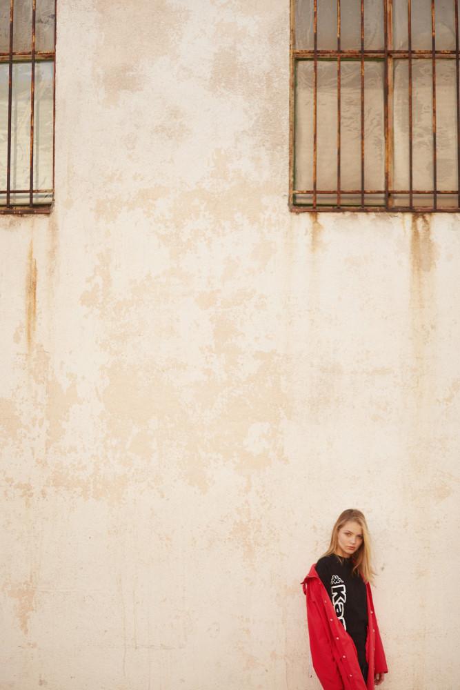 Fleur Veenstra For Creation Magazine Uno Models Barcelona Madrid