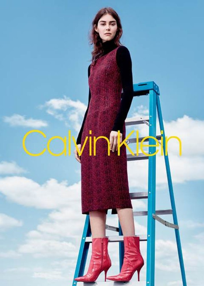 Calvin Klein dresses up to 80% OFF!