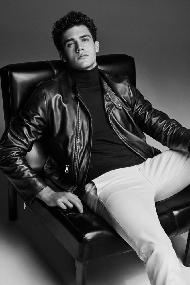 firma celebracion Desarmado  Xavi Serrano for Liu Jo Uomo FW19 | Uno models Barcelona & Madrid