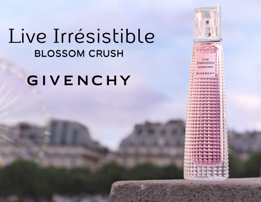 GIVENCHY Live Irrésistible / Geneviève