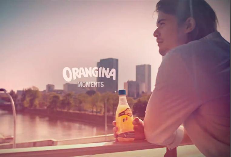 Orangina / Dimitri