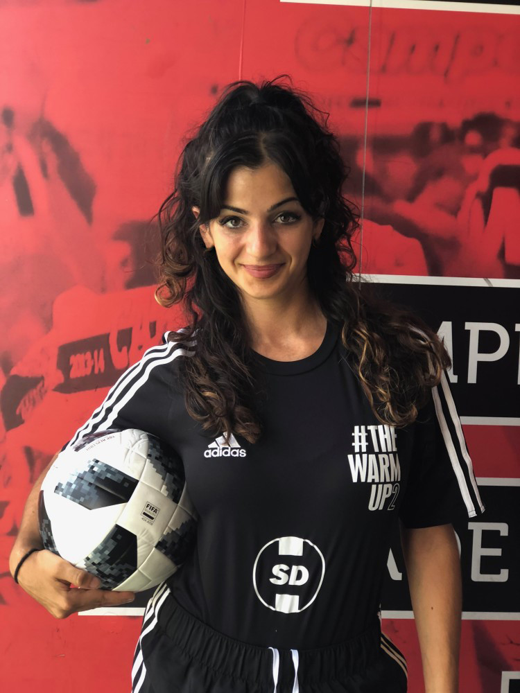Image result for harriet pavlou freestyle football